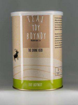 Βιολογικό τσάι του βουνού σε συσκευασία 50gr.