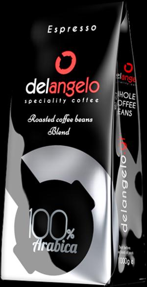 Speciality 100% Arabica Espresso. Συσκευασία 1kg, σπυρί.