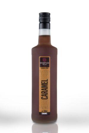 Συμπυκνωμένο σιρόπι με έντονη αίσθηση καραμέλας και νότες βανίλιας και βουτύρου. Γυάλινη φιάλη 700ml.