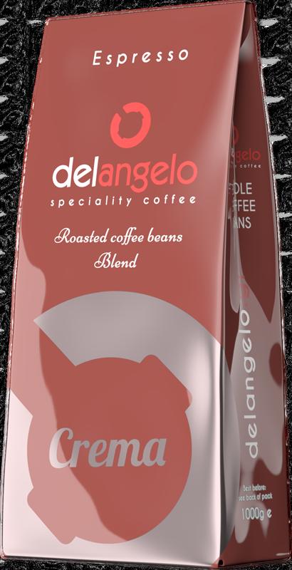 Crema Espresso. Συσκευασία 1kg, σπυρί.